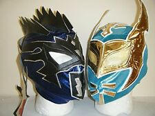 KALISTO & SIN CARA KID CHILDRENS WRESTLING MASK NEW FANCY DRESS UP WWE COSPLAY