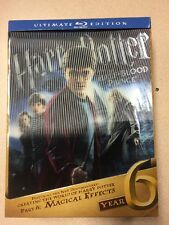 Harry Potter and the Half-Blood Prince Year 6 Blu-ray 2-disc Ultimate Edition