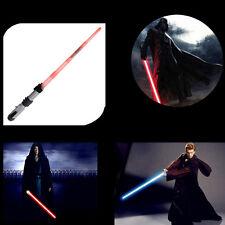 Star Wars Light Up Laser Lightsaber adjustable Red Lightsaber Sword kid toy Gift
