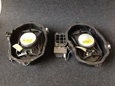 BMW E46 OEM 325I REAR DECK HARMAN KARDON SUBWOOFER SPEAKERS 8374897 65128374897