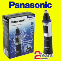 Panasonic ER-GN30-K Nose Facial and Ear Hair Eyebrows Trimmer Washable - NEW