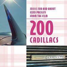 200 Cadillacs by Various Artists (CD, Jan-2004, Image Entertainment (Audio))