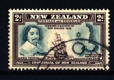 "NEW ZEALAND - NUOVA ZELANDA - 1940 - Tasman e la nave ""Heemskerk"" che ha portato"