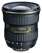 Tokina 12-28mm F4 AT-X PRO DX Lens for Canon