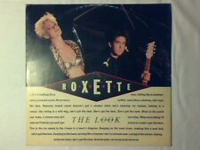 "ROXETTE The look 12"" ITALY 3 TRACKS RARISSIMO VERY RARE!!!!"