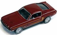 Ford Mustang GT-390 Fastback - 1968 - Metallic Bordeaux - Premium X
