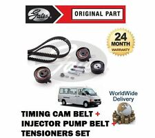 FOR Volkswagen VW LT 35 VAN 2.5 TDi 2001-2006 TIMING CAM + INJECTOR BELT KIT