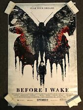 Before I Wake Theater Original Movie Poster One Sheet DS 27x40