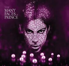 PRINCE / VARIOUS : THE MANY FACES OF box set (CD) Sealed