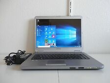 "SONY VAIO VGN-NR11Z Laptop Notebook 15,4"" 1,5GHz 160 GB HDD 2 GB RAM Windows 10"