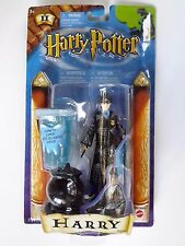 Harry Potter and the Chamber of Secrets SLIME CHAMBER HARRY ACTION FIGURE MIP
