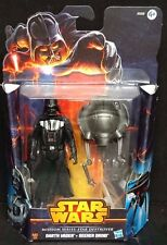 Misión de la serie de Star Wars: Darth VADER STAR destructor & Seeker Droid! nuevo!