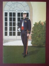 POSTCARD UNITED STATES MARINE CORPS - COLONEL EVENING DRESS WASHINGTON DC