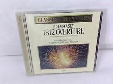 Classical Treasures - Tchaikovsky: 1812 Overture, etc (CD, Madacy Records)