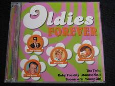 2CD Oldies Forever  Lobo  Melanie  Pat Boone  Doris Day  Trini Lopez Dean Martin