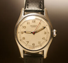 Military Universal Geneve 263. manual (blued pencil hands) 1945