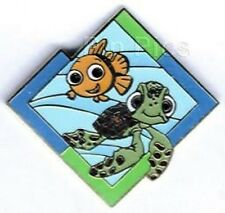 Disney Pin: Mickey's Mystery Pin Machine Pixar Collection - Nemo and Squirt