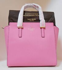 NWT Kate Spade Cedar Street Small Hayden Rouge Pink Leather Bag NEW $298