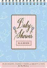 Baby Shower Games: Fun Party Games and Helpful Tips for the Hostess