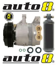New Air Conditioning Compressor & Drier To Fit Holden Commodore VT VU VX VY V6