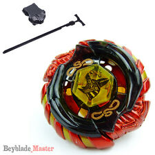 Fusion Beyblade Masters Metal BB111 Mercury Anubius Anubis w/ Power Launcher