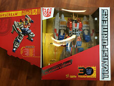 Transformers Platinum Edition Supreme Starscream Figure by Hasbro USED JC