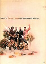 ELECTRIC PRUNES just good old rock n roll CANADA STEAMBOAT TRI LABEL