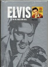 ELVIS PRESLEY BOOK + CD 18 TRACKS King Creole ABBIN Sorrisi MADE in ITALY 2010