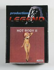Legend 1/35 Hot Body II Girl in Bikini [Resin Figure Model kit] LF0095