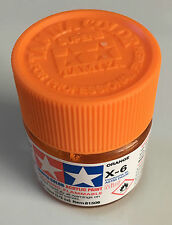 Tamiya 81506 Acryl Mini X-6 Orange 10ml NEU