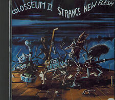 CD Colosseum II ‎– Strange New Flesh ,NEUWERTIG, Castle Communications