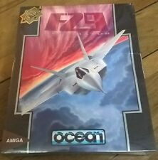 F29 Retaliator For Commodore Amiga, NEW FACTORY SEALED, Ocean