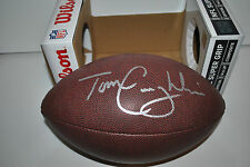 Tom Coughlin hand signed autographed NFL Football New York Giants Super Bowl