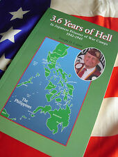 3.6 YEARS OF HELL In Japanese Prisoner of War Camps 1942-45 POW Author Signed!