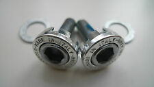 Vintage 80's NOS Campagnolo Record crank bolts washers x 2  mint