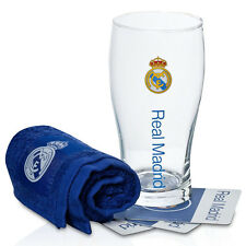Real Madrid Mini Bar Set  Latest Beer Glass Set