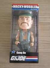 Gung ho-gi joe funko wacky baladeuse, bobblehead-new in box-g.i