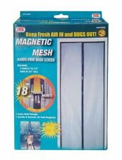 IIT 07920 Magnetic Mesh Hands-Free Door Screen