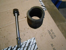 Yamaha 550 Vision XZ550 XZ 550 1982 82 rear driveshaft back drive shaft boot