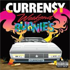 Weekend At Burnies - Currensy ( Curr - CD New Sealed