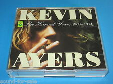 Kevin Ayers / The Harvest Years 1969-1974 - 5 CD-Set