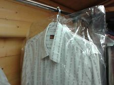 "5 x 72"" LONG Clear Poly Clothes Covers Storage Bags. Wedding/Bridesmaids Dress"