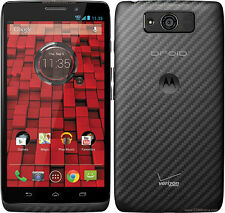 Motorola DROID ULTRA XT1080 BLACK Android Phone flashed to Pageplus 4G LTE DATA