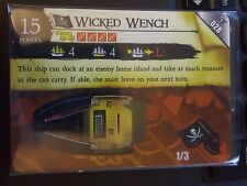 Wizkids Pirates of the Caribbean #028 Wicked Wench Pocketmodel CSG