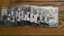 2010-11 Upper Deck Hockey Series 1 lot selling off collection