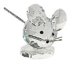 """Swarovski Crystal """"MOUSE-known as Replica Mouse"""" Mint Condition & Boxed"""