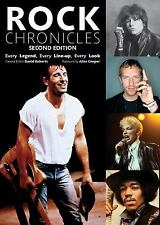 Rock Chronicles : Every Legend, Every Line-Up, Every Look by David Roberts