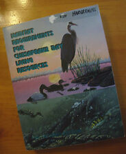 Habitat Requirements for Chesapeake Bay Living Resources 1991 Revised Edition