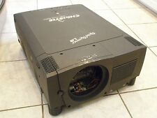 Christie RoadRunner L6 LCD Large Venue HD Projector 5200 LUMENS, GREAT IMAGE!