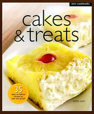 CAKES & TREATS Cheesecake Scone Doughnut Bun etc Baking Cooking Paperback New